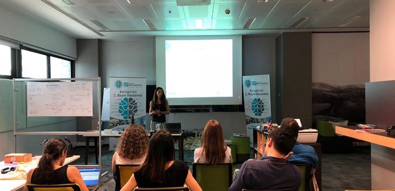 NPİSTANBUL Beyin Hastanesi IBM Genel Müdürlük çalışanlarına Sigara Bırakma konusunda seminer verdi