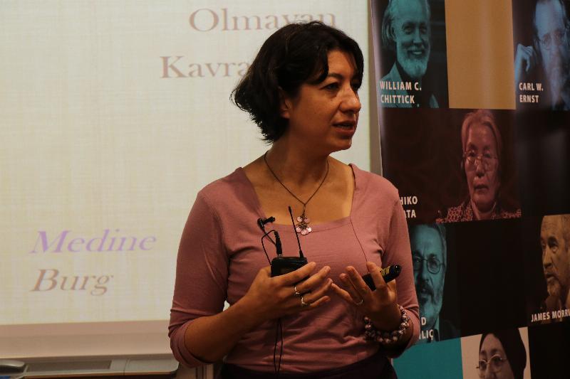 """Prof. Dr. Sinan Canan: """"İnsan zihni kapalı bir kutu gibidir"""" 5"""