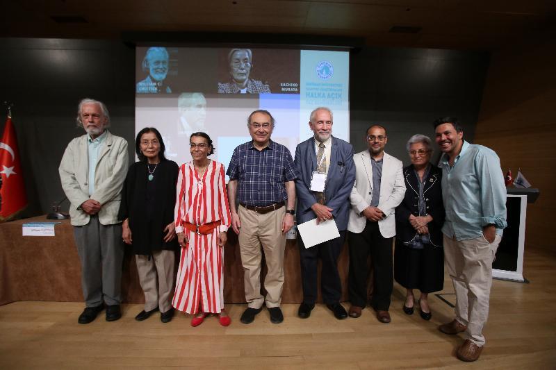 Tasavvuf Yaz Okulu'nu tamamlayan 102 katılımcıya sertifika 9