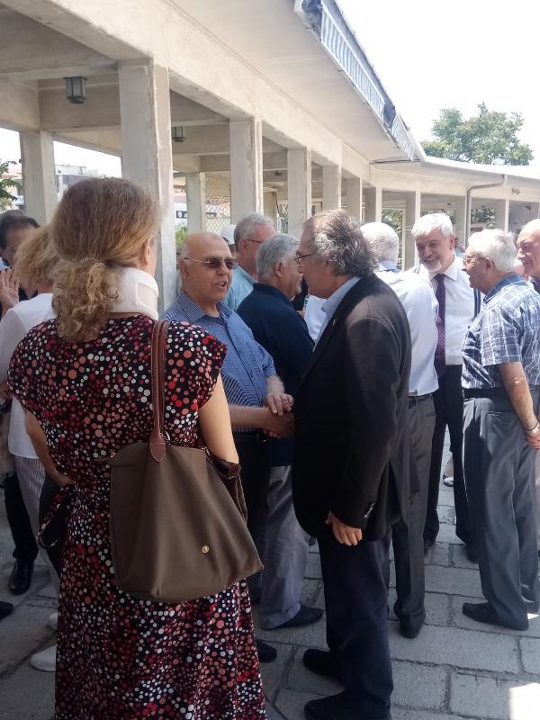 Prof. Dr. İsmail Çifter son yolculuğuna uğurlandı 2