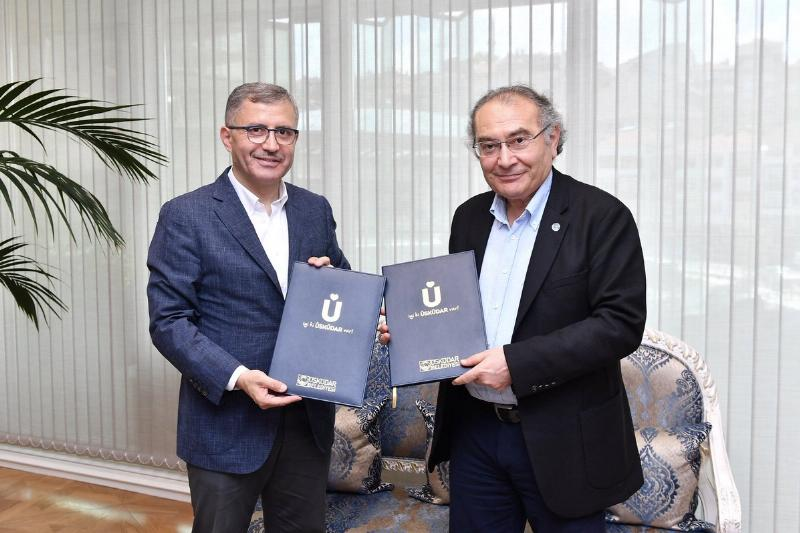 A Cooperation Protocol Signed Between Üsküdar University and Local Administration