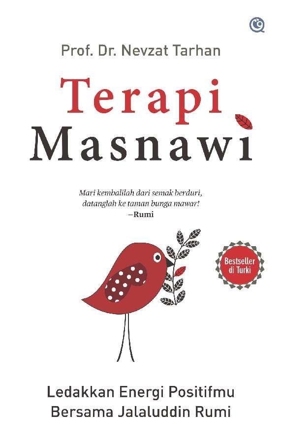 """""""Mesnevi Terapi"""" şimdi de Endonezya'da okurlarla buluştu 2"""