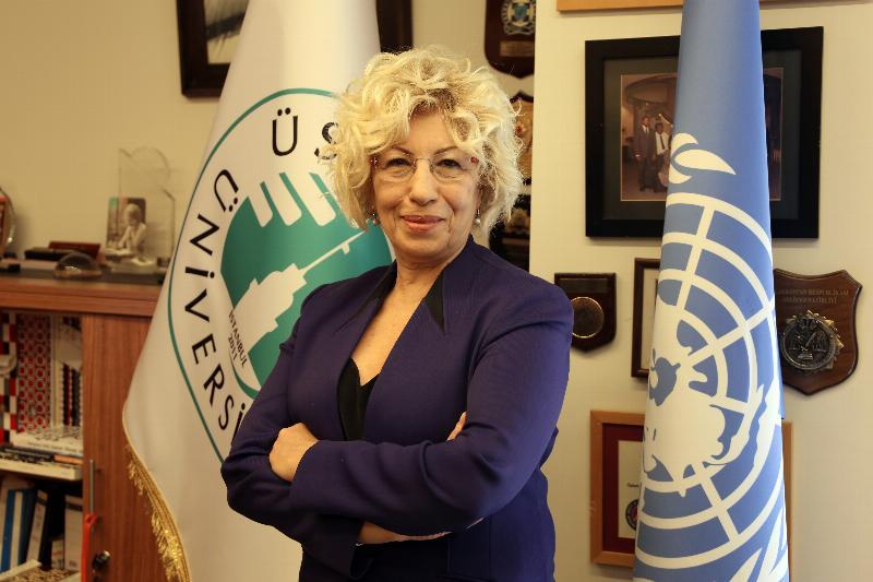 Ceza Adaleti Yüksek Lisansı Türkiye'de ilk kez Üsküdar Üniversitesinde açıldı