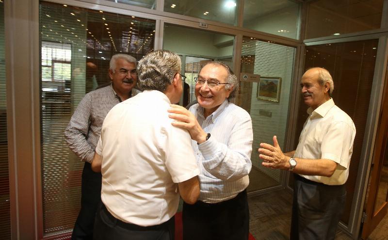 Üsküdar Üniversitesinde bayramlaşma sevinci! 2