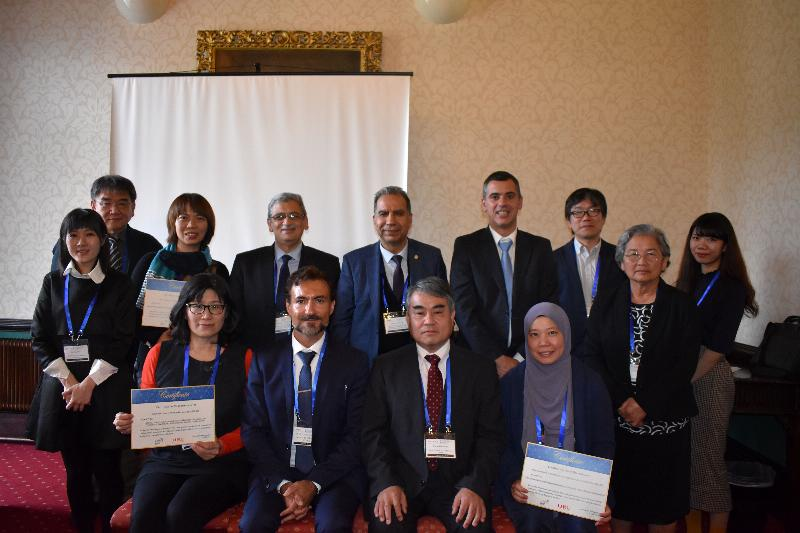 Dr Faculty Member Hasan Çiçek attended a conference in Scotland 3