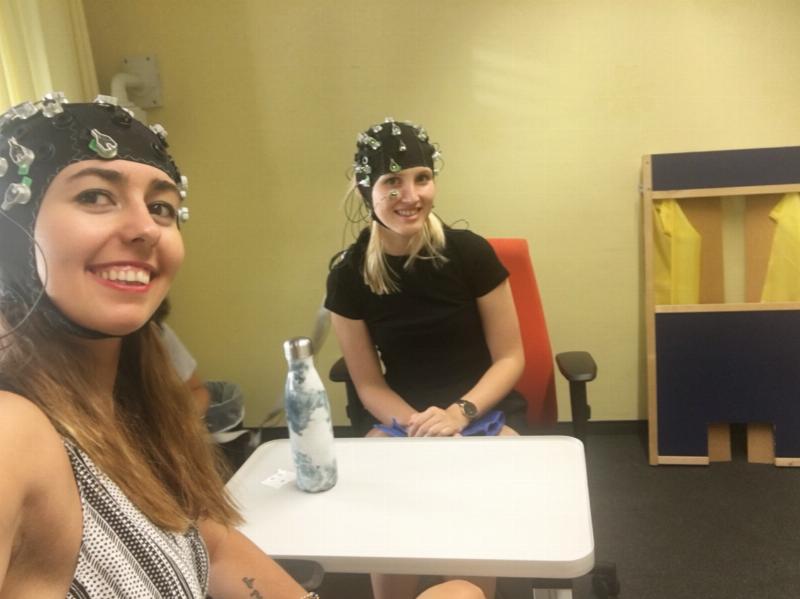 İngilizce Psikoloji Bölümü öğrencimiz Ezgi Yıldız'ın büyük başarısı 3