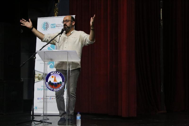 Prof. Dr. Sinan Canan'dan sağlıklı ve mutlu hayat reçetesi 2