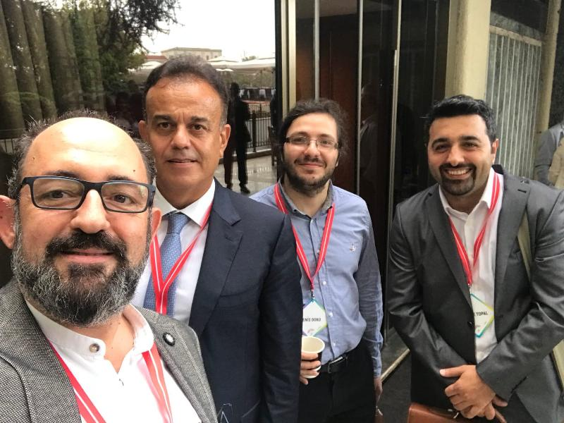 Prof. Dr. Sinan Canan 2023'e Doğru Türkiye Eğitim Sistemi Bulma Konferansı'na katıldı 2