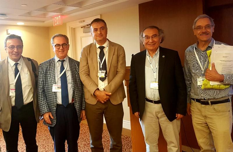 Üsküdar University Attended ECNS Congress