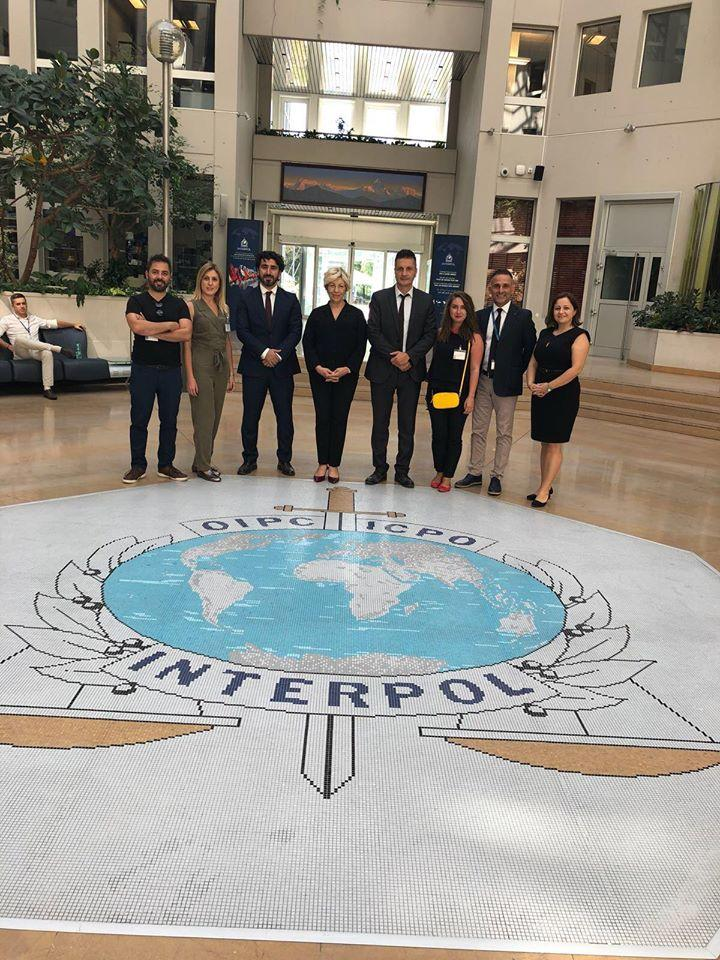 Üsküdar University was in Interpol 3