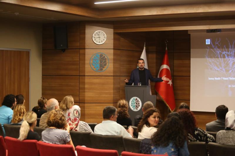 Almanya'daki Türk uzmanlar  Üsküdar Üniversitesi ve NPİSTANBUL Beyin Hastanesi'nde 5