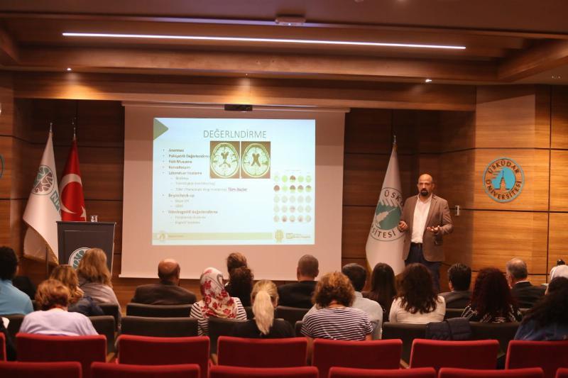 Almanya'daki Türk uzmanlar  Üsküdar Üniversitesi ve NPİSTANBUL Beyin Hastanesi'nde 4