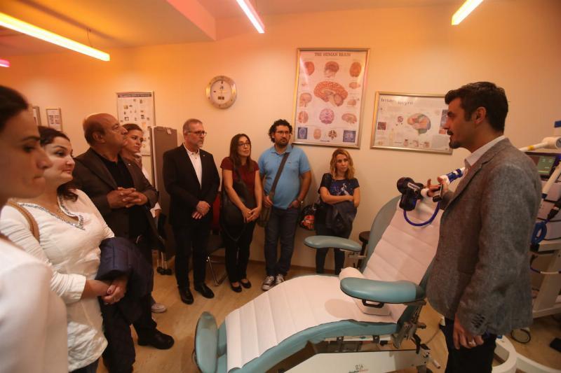 Almanya'daki Türk uzmanlar  Üsküdar Üniversitesi ve NPİSTANBUL Beyin Hastanesi'nde 6