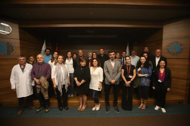 Almanya'daki Türk uzmanlar  Üsküdar Üniversitesi ve NPİSTANBUL Beyin Hastanesi'nde 7