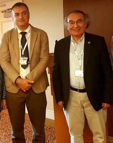 Prof. Dr. Nevzat Tarhan, ECNS Genel Kurul Üyesi oldu