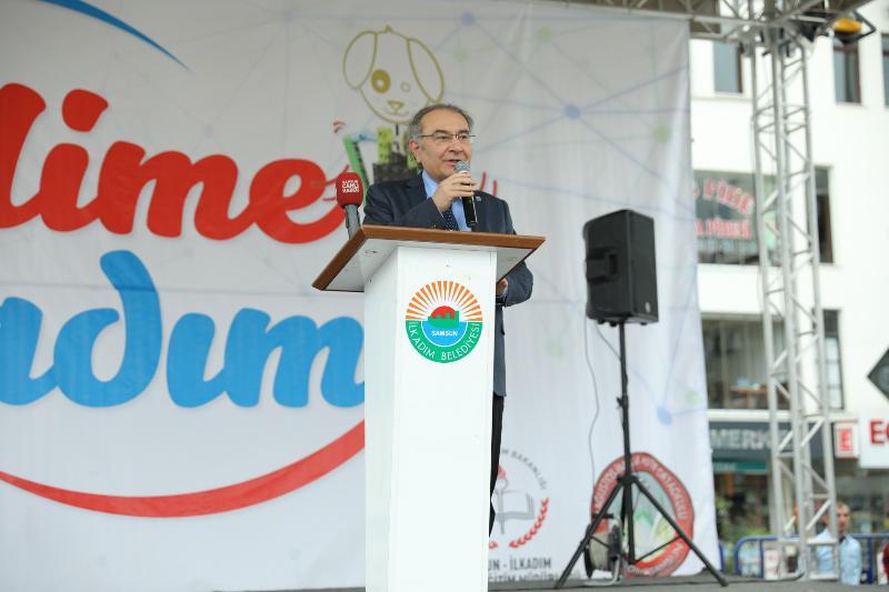 Prof. Dr. Nevzat Tarhan Samsunlularla buluştu 2