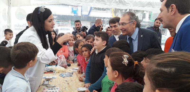 Prof. Dr. Nevzat Tarhan Samsunlularla buluştu 3