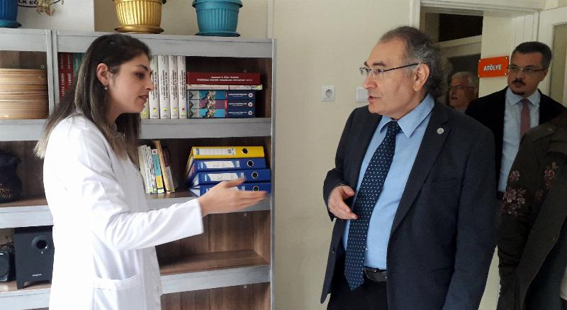 Prof. Dr. Nevzat Tarhan Samsunlularla buluştu 5