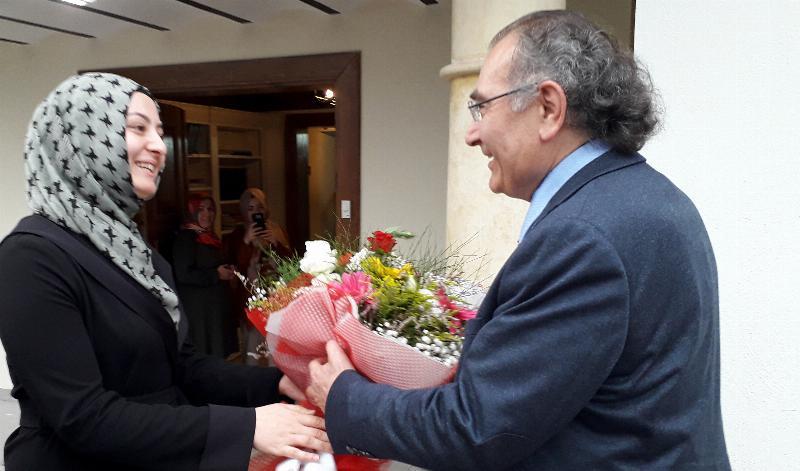 Prof. Dr. Nevzat Tarhan Samsunlularla buluştu 9