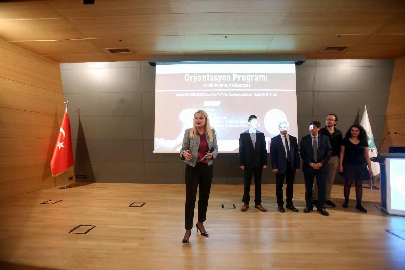Üsküdar Üniversitesi öğrenci oryantasyonu başladı 3