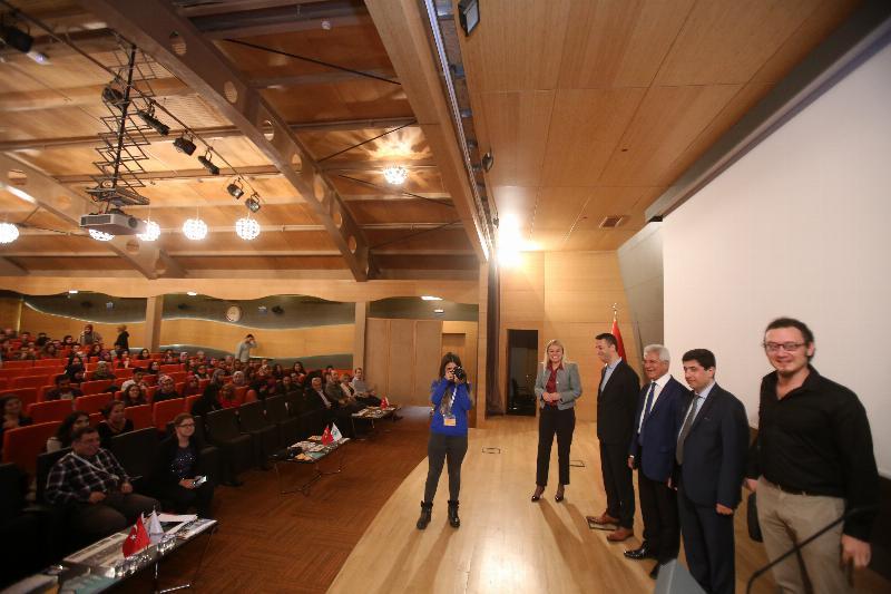 Üsküdar Üniversitesi öğrenci oryantasyonu başladı