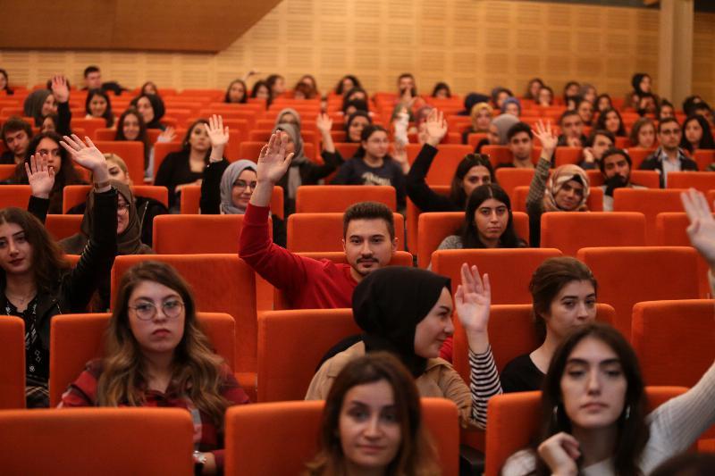 Üsküdar Üniversitesi öğrenci oryantasyonu başladı 4