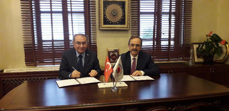 Üsküdar Üniversitesi ile Samsun Büyükşehir Belediyesi arasında iş birliği protokolü imzalandı