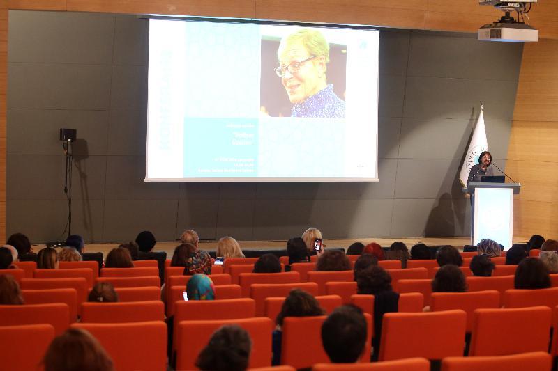Prof. miriam cooke spoke about women saints in Islam