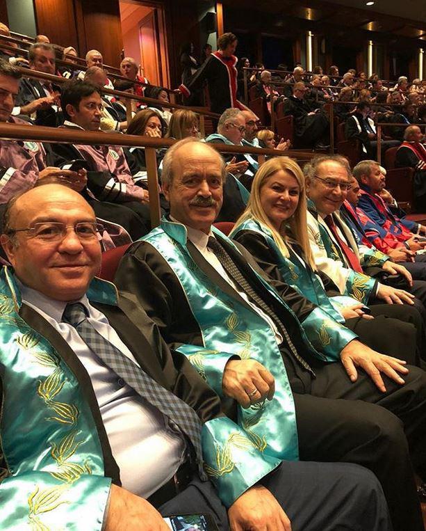 Üsküdar Üniversitesi yeni akademik yıl açılış töreni için Külliyede