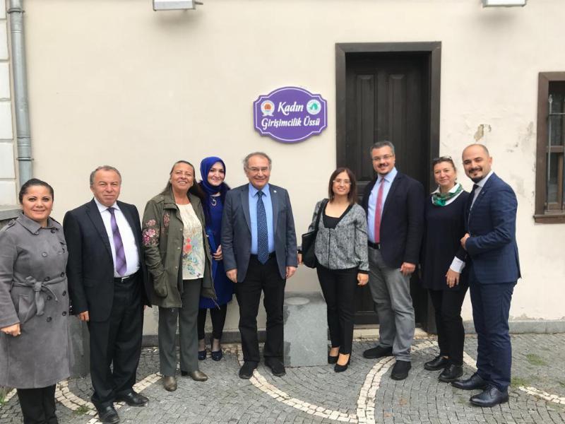 Üsküdar Üniversitesi ile Samsun Büyükşehir Belediyesi arasında iş birliği protokolü imzalandı 2