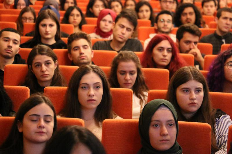 Öğrenci oryantasyon programları tamamlandı 7