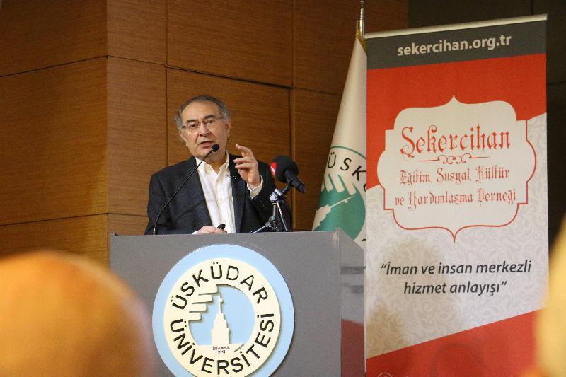"""Prof. Dr. Nevzat Tarhan: """"Hakikati korkutarak anlatamayız"""" 2"""