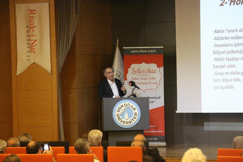 """Prof. Dr. Nevzat Tarhan: """"Hakikati korkutarak anlatamayız"""" 3"""