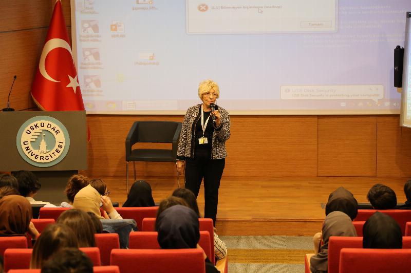 Prof. Dr. Sevil Atasoy'dan yeni adli bilimler binası müjdesi