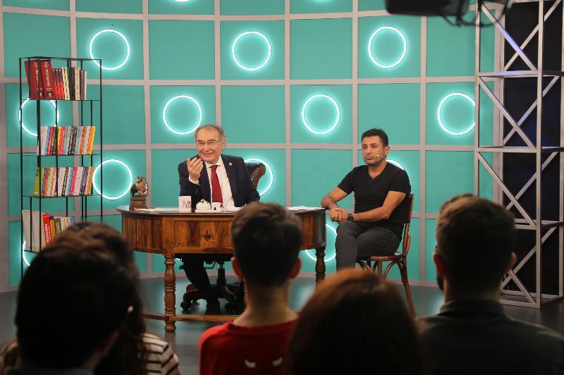 """""""Prof. Dr. Nevzat Tarhan'la Duygu Okulu"""" Habertürk'te başlıyor 3"""