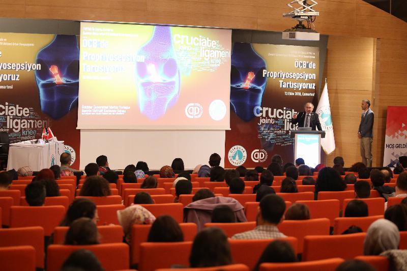 Üsküdar Üniversitesinde