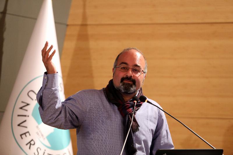 Prof. Omid Safi lectured on Madhab-e Eshq 4
