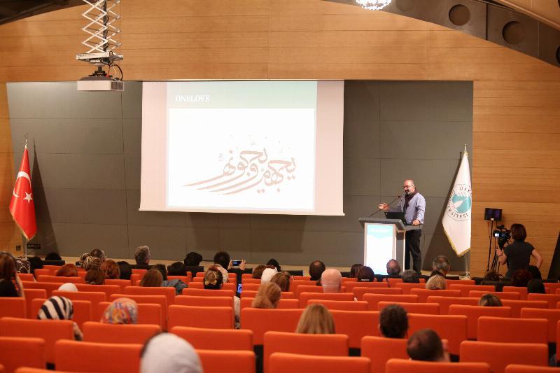 Prof. Omid Safi lectured on Madhab-e Eshq