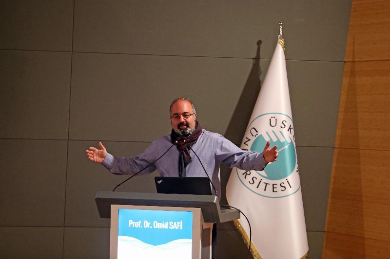 Prof. Omid Safi lectured on Madhab-e Eshq 3