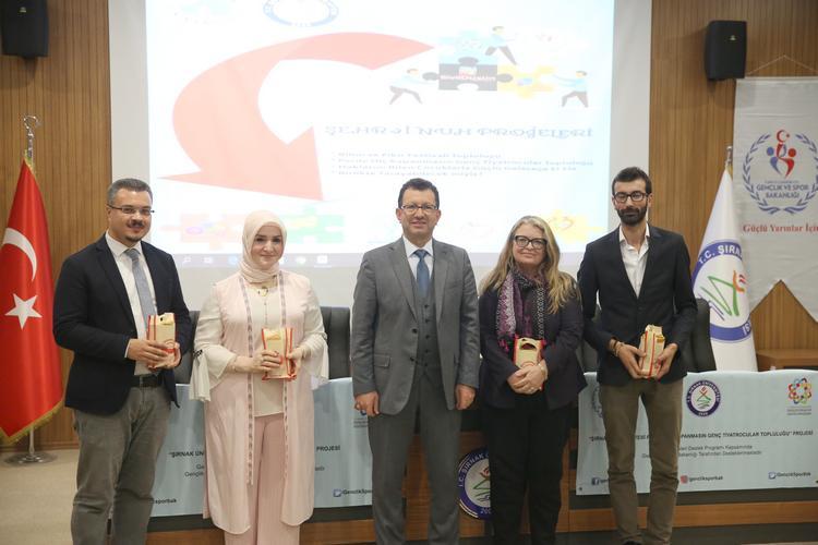 Üsküdar Üniversitesi ve Şırnak Üniversitesinden 4 sosyal proje 3