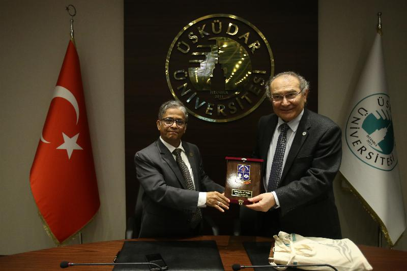 Dakka University committee visited Üsküdar University 2