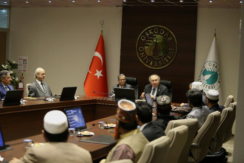 Dakka University committee visited Üsküdar University