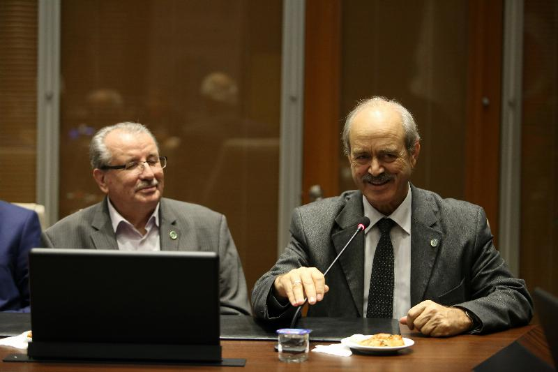 Dakka University committee visited Üsküdar University 3