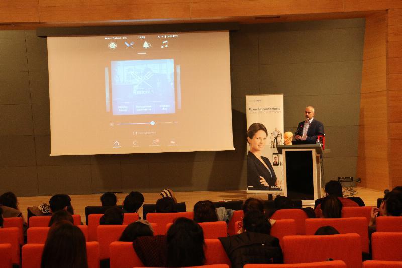 Üsküdar'da işitme cihazı semineri gerçekleştirildi