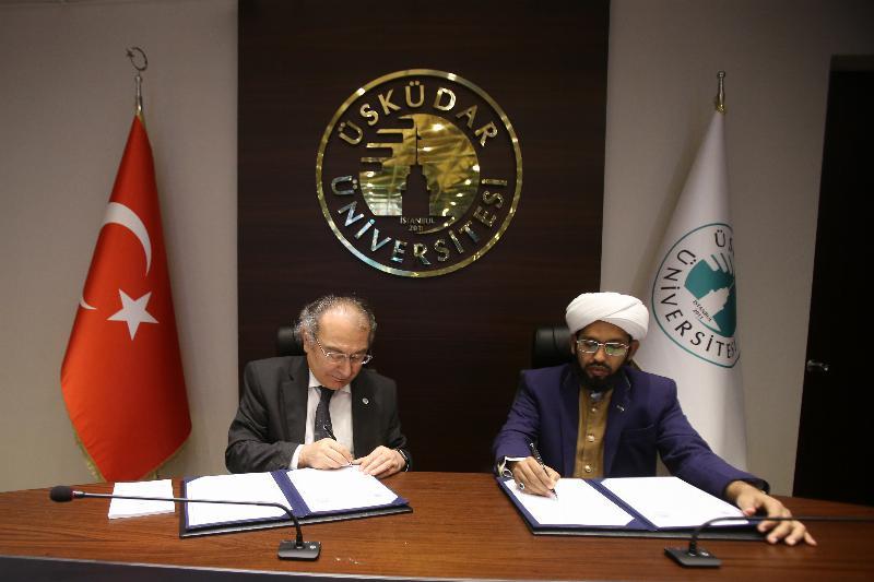 Eğitimde Üsküdar-Hindistan işbirliği