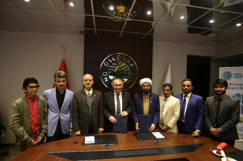 Eğitimde Üsküdar-Hindistan işbirliği 5