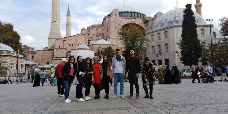 Üsküdarlı öğrenciler İstanbul'un güzelliklerini keşfetti 3