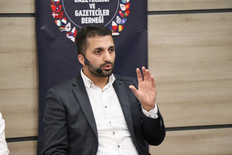 """""""İnternet Gazeteciliğinde İmkanlar ve Sorunlar"""" konuşuldu 2"""