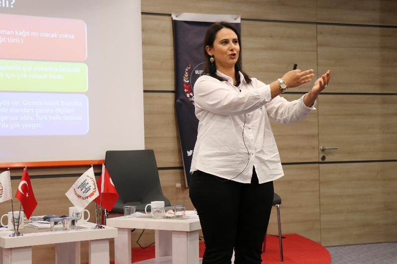 """""""İnternet Gazeteciliğinde İmkanlar ve Sorunlar"""" konuşuldu 4"""