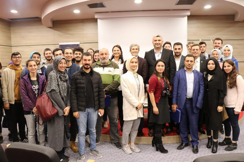 """""""İnternet Gazeteciliğinde İmkanlar ve Sorunlar"""" konuşuldu 6"""